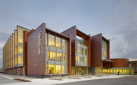 Centennial College Library And Academic Facility