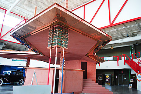Frank Lloyd Wright Filling Station