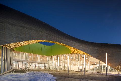 north american copper in architecture awards