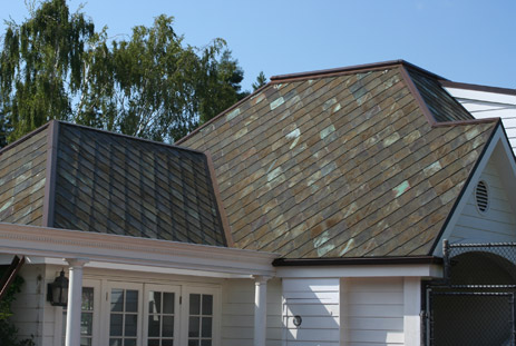 Mrn Copper Diamond Roof Shingles
