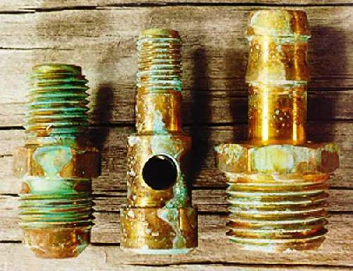 Will Brass Corrode In Saltwater Saltwater Corrosion