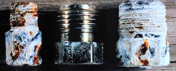 Machined Products Corrosion Tests Prove Free Cutting