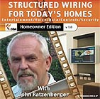 Cover of Homeowners Structured Wiring CDROM