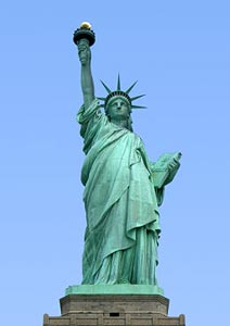 solving the statue of liberty copper mystery