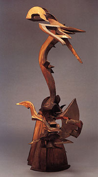 Copper In The Arts Magazine Thinking In Metal Sculptor