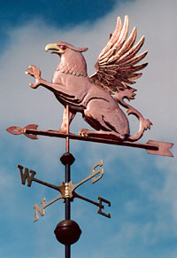 how to make a weathervane out of wood