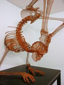 Copper In The Arts Magazine Jimenez Sculpture The Beauty