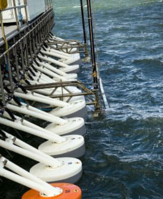 Water To Wire Power Generation From Wave And Tidal Energy