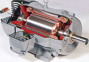 Electrical Energy Efficiency Copper Rotor Motors