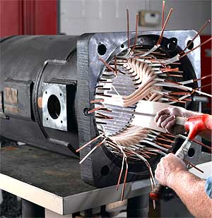 Electrical Energy Efficiency Part I Creating A Motor Inventory Repair Replace Guidelines
