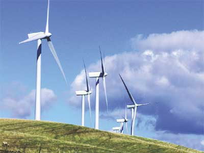 Electrical - Energy Efficiency: Copper and Wind Energy