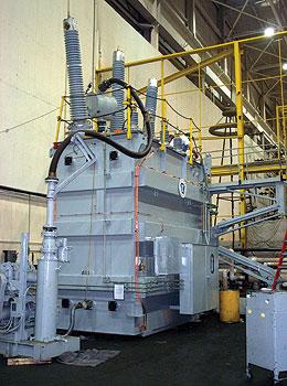 Electrical: Energy Efficiency - Transformer Manufacturer