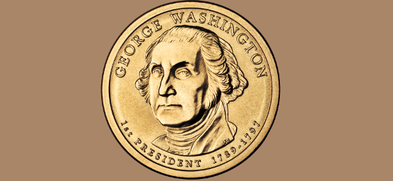 Washington Dollar Coin