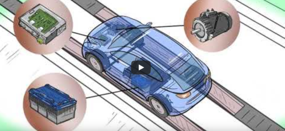 Copper's Role in Electric Vehicles