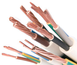 copper electrical wiring keeps building occupants safer