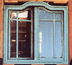 Spring 74 Copper Protects Doors And Windows From Salt Spray