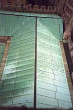 A New Copper Roof For The Bodleian Library In Oxford